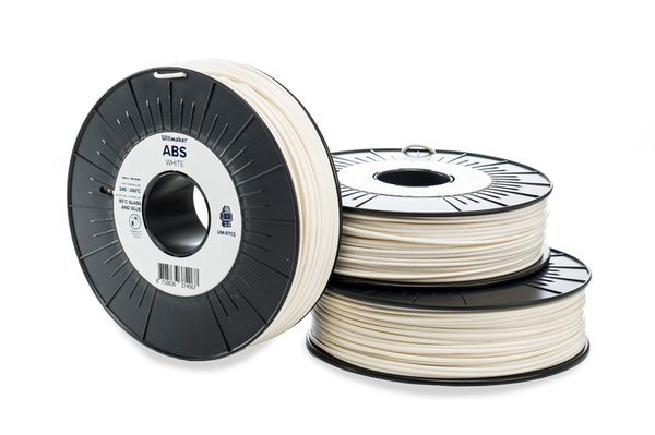 Ultimaker ABS White Filament