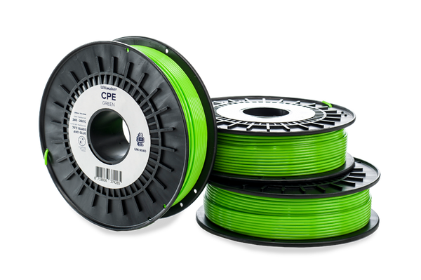 Ultimaker CPE Green Filament