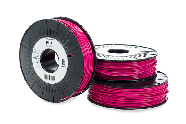 Ultimaker PLA Magenta Filament