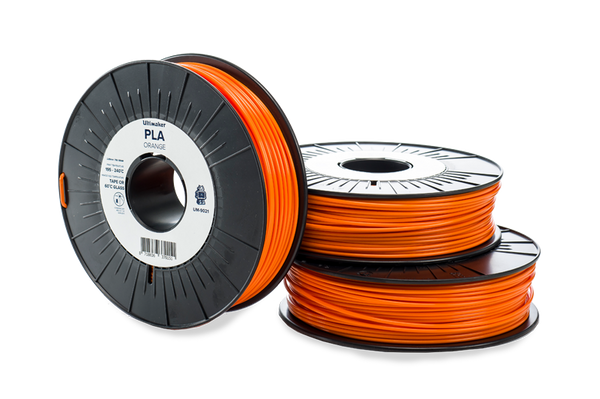 Ultimaker PLA Orange Filament