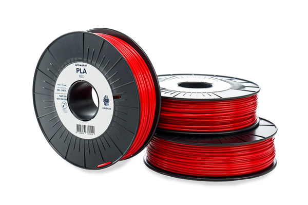 Ultimaker PLA Red Filament