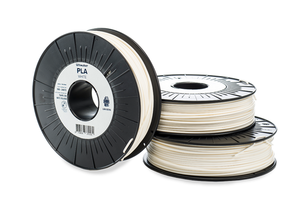 Ultimaker PLA White Filament