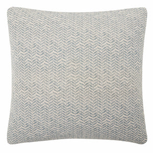 CLOUD 45cm Printed Linen Cushion