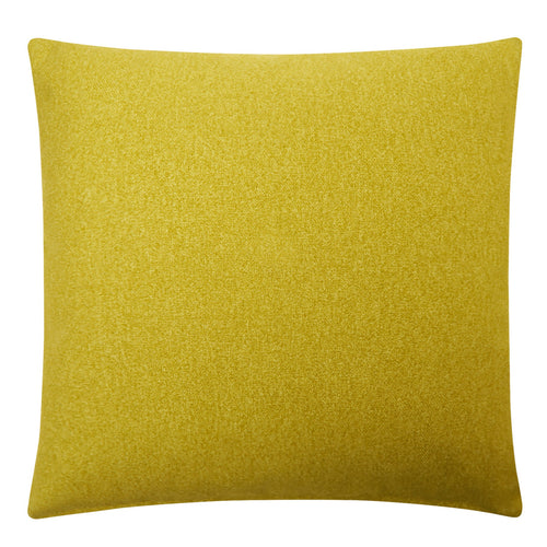 50cm CHARTREUSE & ORANGE Colour Splash cushion