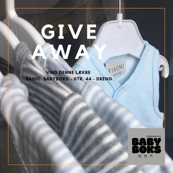 GIVE AWAY - Baby Boks - Str. 44 - Dreng