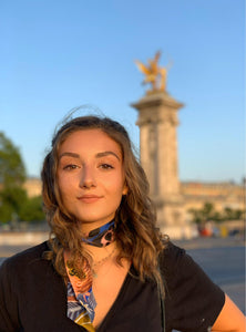 Meet Julie Our New Intern From South of France