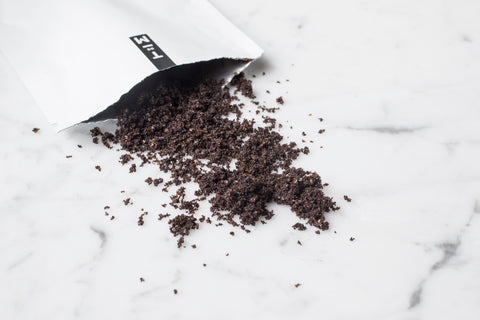 best coffee scrubs, french pharmacy, how to exfoliate your skin