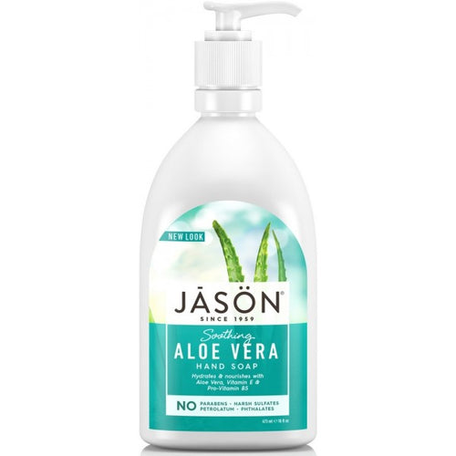 Jason - Soothing Aloe Vera Hand Soap 473ml