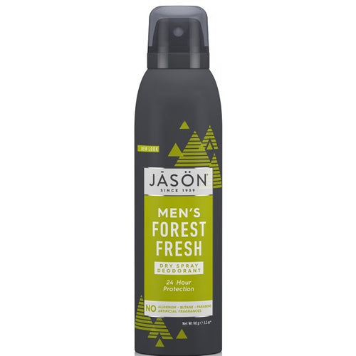 Jason - Men's Forest Fresh Spray Deodorant 90g