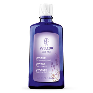 Weleda - Lavender Relaxing Bath Milk