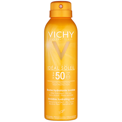 Vichy - Ideal Soleil Invisible Hydrating Mist SPF50 200ml