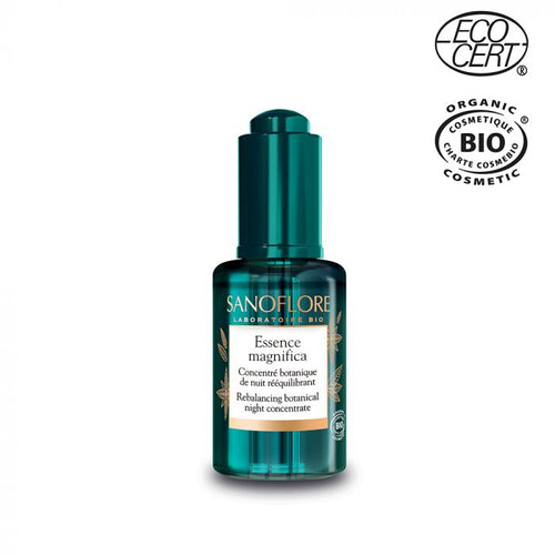 Sanoflore - Magnifica Essence Peppermint Purifying Night Oil 30ml
