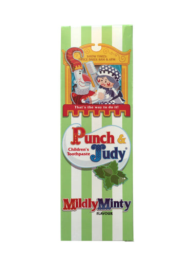 Punch Judy - Mint Toothpaste