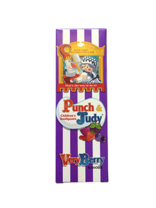 Punch judy -  Very Berry Toothpaste
