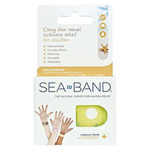 Sea Band For Travel Sick Child