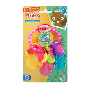 Nuby - Soothing Teether 3m+