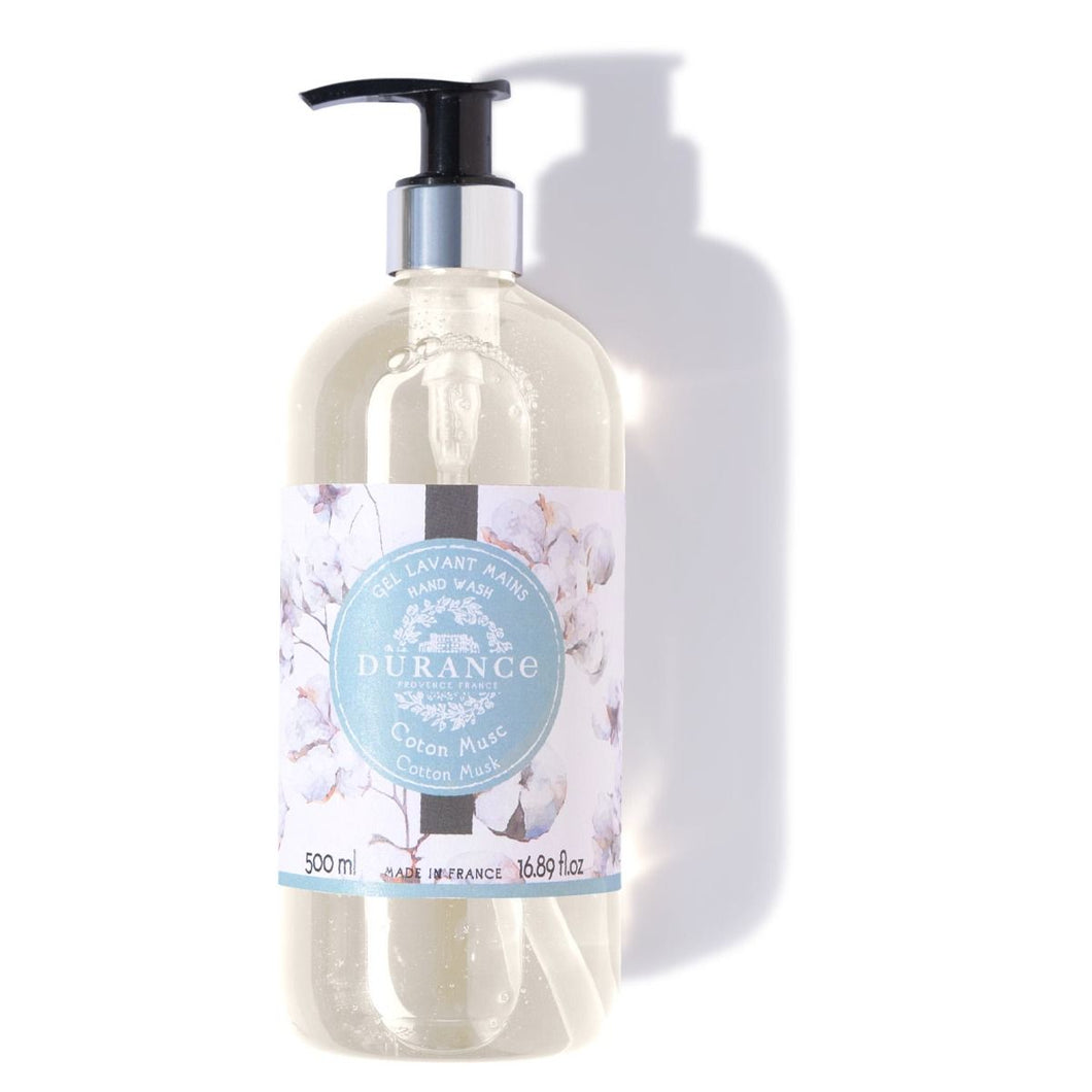 Durance - Hand Wash Cotton Musk 500ml