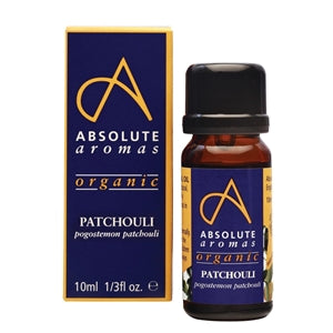 Absolute Aromas - Organic Patchouli
