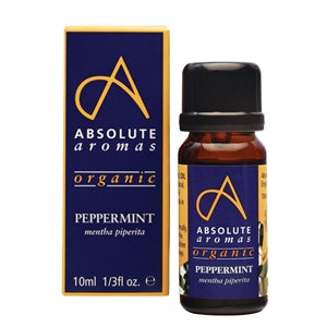 Absolute Aromas - Organic Peppermint