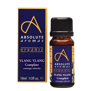 Absolute Aromas - Organic Ylang Complete