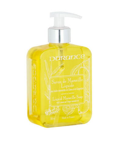 Durance - Liquid Marseille Soap Lemon-Ginger