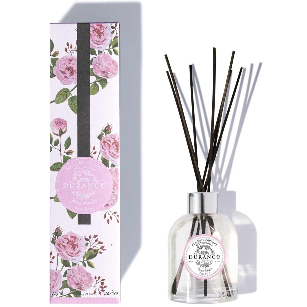 Durance - Reed Diffuser Rose Petal 225ml