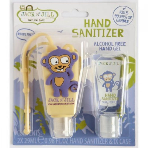 Jack N Jill - Monkey Antibacterial Hand Gel 2 x 29ml