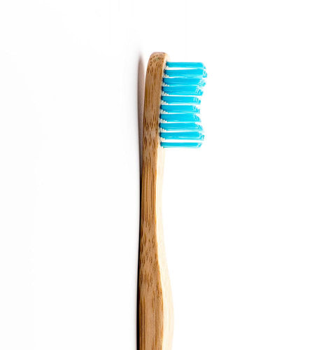 Humble Brush Adult - Blue, Medium Bristles