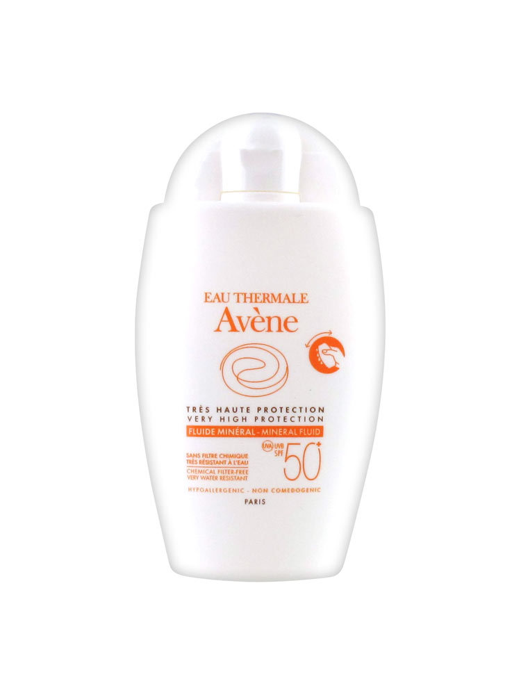 Avène - Mineral Fluid Very High Sun Protection SPF 50+