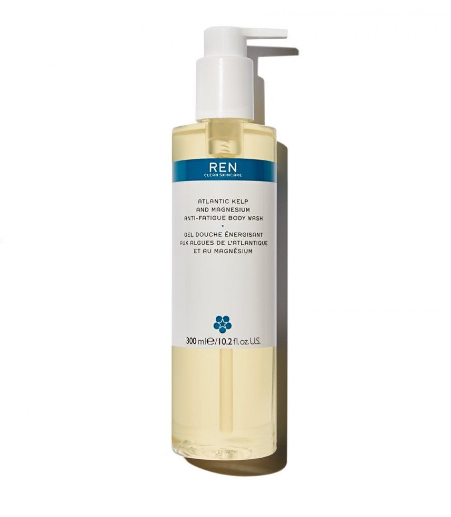 Ren - Atlantic Kelp And Magnesium Anti-Fatigue Body Wash