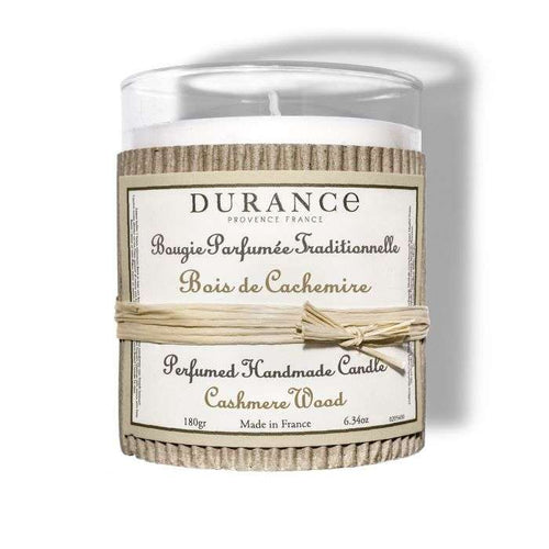 Durance - Cashmere Wood Candle