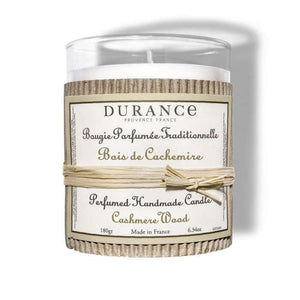 Durance - Cashmere Wood Candle 180g