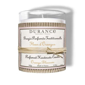 Durance - Perfumed Candle Orange Blossom