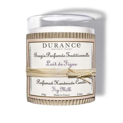 Durance - Perfumed Candle Fig Milk