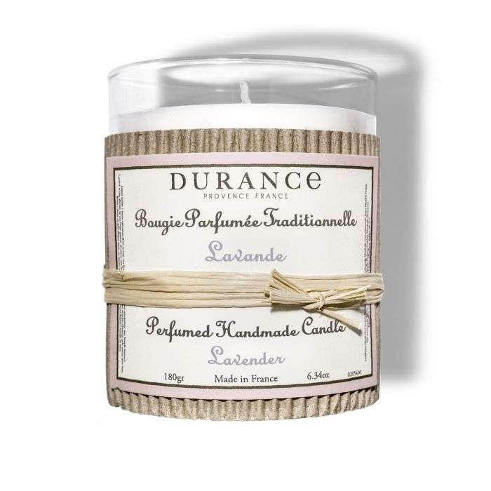 Durance - Perfumed Candle Lavender