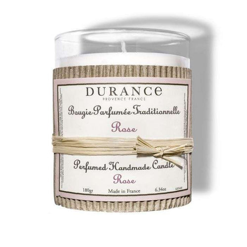Durance - Perfumed Candle Rose