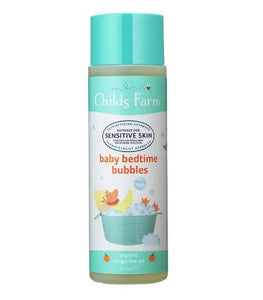 Childs Farm - Baby Bedtime Bubbles, Organic Tangerine 250ml