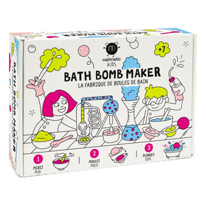 Nailmatic - Bath Bomb Maker Kit