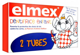 Elmex - Children's Toothpaste 2 x 50ml