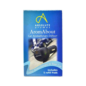 Absolute Aromas -  Aroma About Car Diffuser