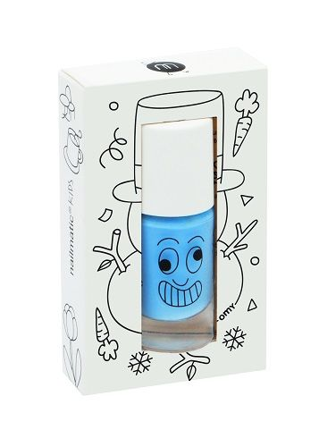 Nailmatic - Water-Based Nail Polish For Kids - Freezy