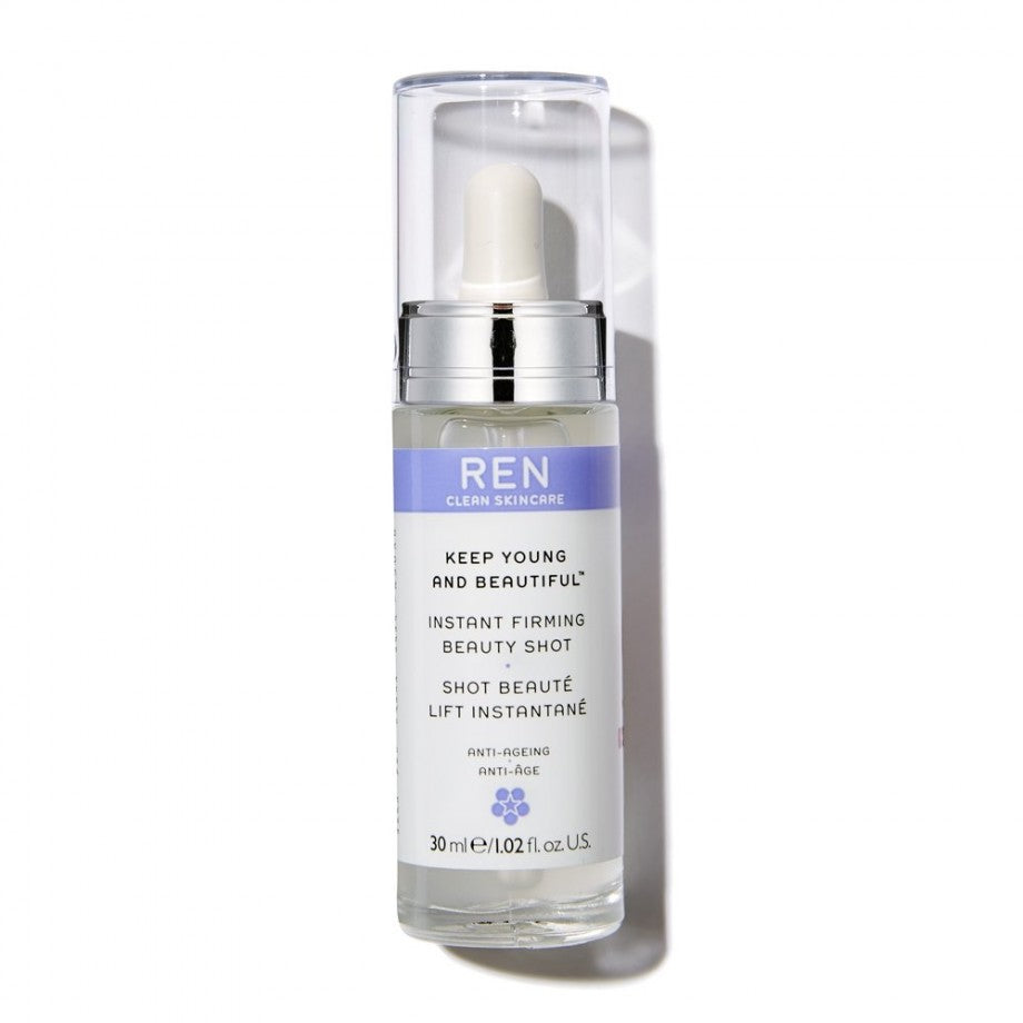 Ren - Instant Firming Beauty Shot
