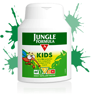 Jungle Formula - Kids
