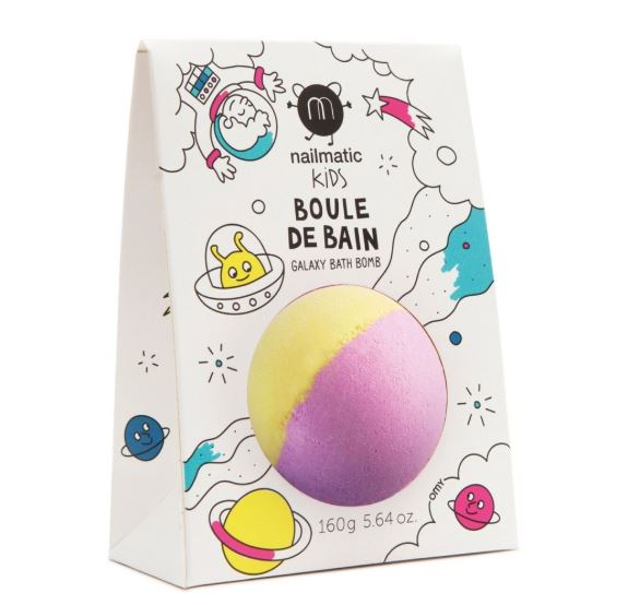 Nailmatic - KIDs Bath Bomb - Spoutnik