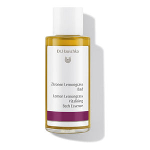Dr Hauschka - Lemongrass Vitalising Bath Essence 100ml
