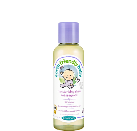 Earth Friendly - Moisturising Shea Massage Oil