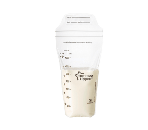 Tommee Tippee - Convenient Milk Storage Bags