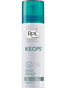 RoC - Keops Fresh Spray Deodorant 100ml