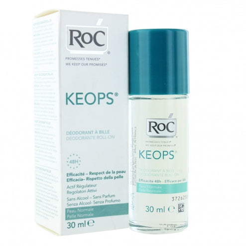 RoC - Keops Roll Deodorant 30ml