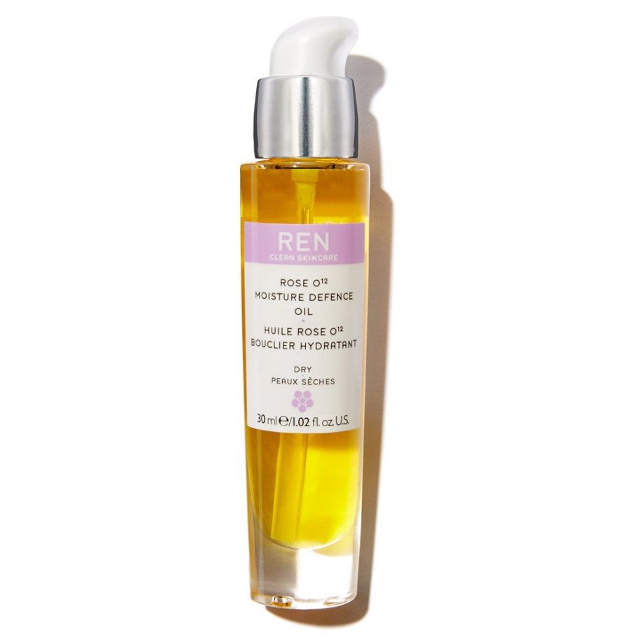 Ren - Rose O12 Moist Defense Oil